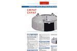 Model CMPAF - Patented Circular Lifting Electro Magnet - Brochure