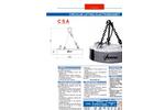 Model CSA - Circular Lifting Electromagnet Brochure