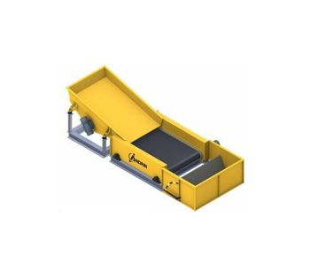 Model STS - Selective Metal Separator and Sorter