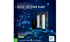 Heron - Water Softener Plant in Bangladesh