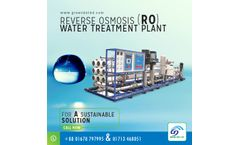 Heron - RO Water Treatment Plant in Bangladesh