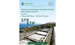 Heron -  Home Sewage Treatment Plant in Bangladesh