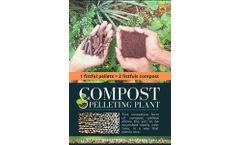 Servoday Compost Fertilizer Pellet Plant Brochure