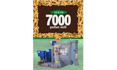 Servoday SERVO7000 Ring Die Type Pellet Mill - Brochure