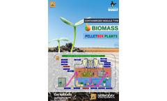Servoday PELLETBOX Containerized Pellet Plant - Brochure