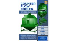 Servoday Counter Flow Pellet Cooler - Brochure