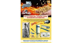 Servoday - Pellet Handling - Storage - Firing System with Automation - Brochure