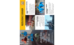 SERVODAY - SERVODAY MADE ALL TYPES OF BULK AND TIMBER GRABS