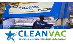 Carpet Cleaning and Economic Spin Machine- Video