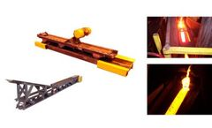 Dry Slag Cooling Conveyor