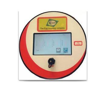 Agro Systems - Model EG 1 - Egg Counter Display