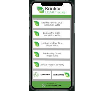 Krinkle LDAR Tracker Pro