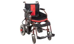 Shenyu - Model W-A802 - Adults Lightweight Electric Wheelchair
