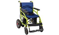 Shenyu - Model W-A803 - Intelligent Type Electric Folding Wheelchair