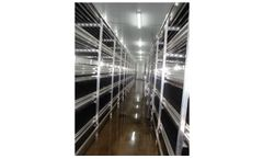 ZOEM - Racks Systems for Vertical Farming