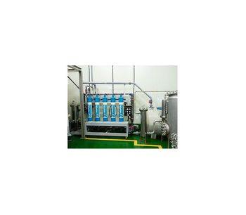 Hollow Fiber Pressure-Driven UF Membrane Module-3