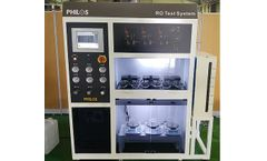 PHILOS - RO Permeate Cell Test System