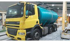 Silvercraft - Water and Sewage Transportation System