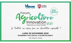 Forum Agriculture Innovation 2020 - Video