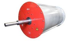 Sollau - Model MB 154 - Magnetic Drums
