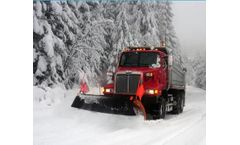 Route Planning Software for Snow Plowing and Removal