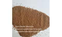 How to make fish feed pellet