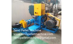 HDPE Pallets Volume Reduction by 2 Shaft Shredder K 13/50 - SatrindTech Srl Video