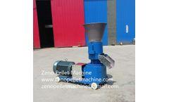 Zeno - Model ZNKL260 - Cattle feed pellet mill