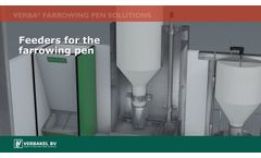 VERBA Farrowing pen solutions- Video
