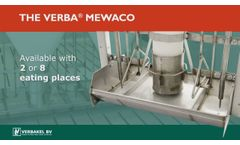 VERBA Mewaco Productmovie English - Video