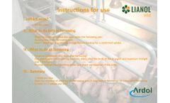 Lianol Vital - Active Newborn Piglets - Brochure