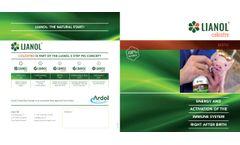 Lianol Colostro - Active Metabolite Newborn Piglets - Brochure