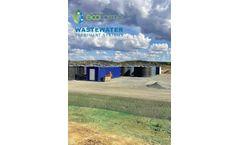 EcoFarmer - Model ECO - Wastewater Treatment System - Brochure
