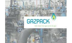 Gazpack - Sulaway® - Company Brochure