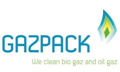 Gazpack - Stop Oil Gas Flare on a Platform Flow Scheme