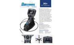 Danatronics - Model DG+ - Videoscopes - Brochure