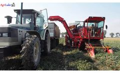 Pomac Harvester - Video
