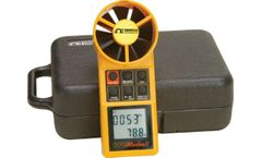 Omega - Model HHF92A - Rotating Vane Handheld Anemometer