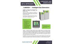 WIRAC - Model LabGas - Nitrogen Gas Generators - Datasheet