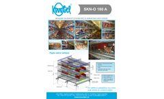 Kovobel - Aviary - Laying - Brochure