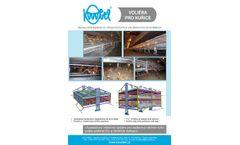Kovobel - Aviary - Rearing - Brochure