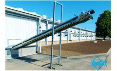 Kovobel - Manure Belt Conveyor