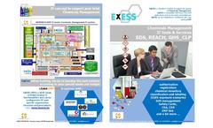 ExESS Chemicals Management Brochure
