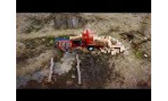 Blacks Creek Firewood Processor - Model 1250 - Video