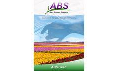 ABS - Fresh ERP Software - Brochure