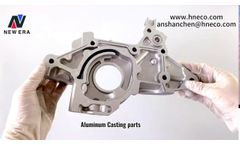 Custom aluminum casting parts