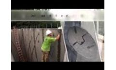 Building a WWTP Extended Aeration - Video
