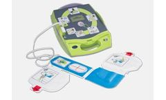 Zoll - Model AED Plus - Defibrillator for eMS