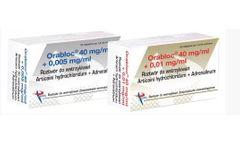 Orabloc - Model 1:100 000 - Articaini Epinephrine Hydrochloride Injection