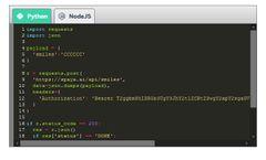 Iktos - Version Spaya.ai API - Artificial Intelligence Software API